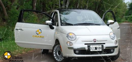 Fiat 500, el auto más seguro del 2013 en la categoría City Car, según CESVI