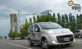 Fiat Qubo, el multipropósito más seguro del 2013, según CESVI
