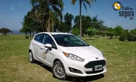 Ford Fiesta Kinetic Design, el auto más seguro del 2013 en la categoría chico, según CESVI
