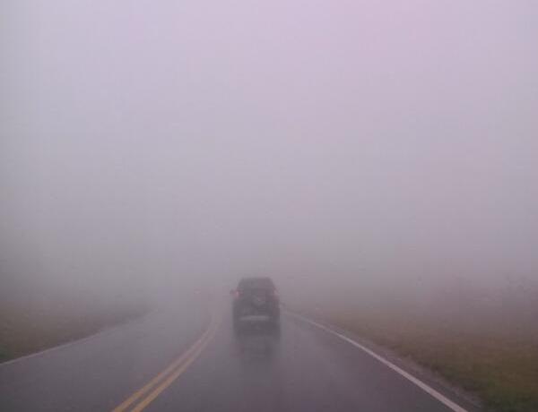 Niebla en el camino de Altas Cumbres - Pauli_Luli