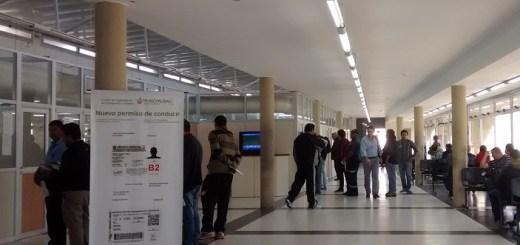 Centro de Tránsito Municipalidad de Córdoba Carnet de conducir