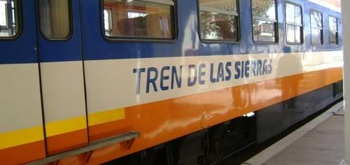 Logo Tren de las Sierras en formacion - panoramio