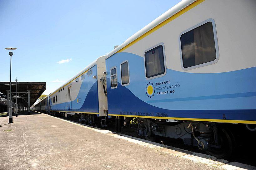 Resultado de imagen para tren Buenos Aires - Córdoba
