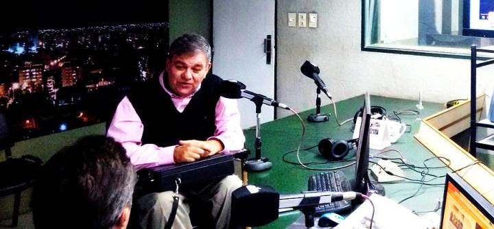 Entrevista a Gabriel Juncos en Radio Sucesos - 2