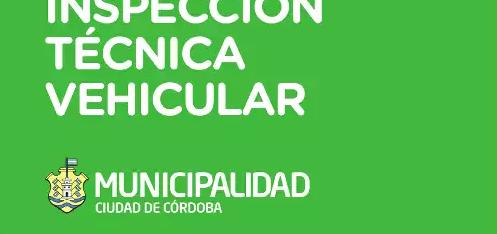 Inspeccion Tecnica Vehicular Municipalidad Ciudad de Cordoba