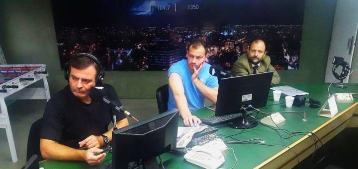 Entrevista a Fernando Machado en Radio Sucesos
