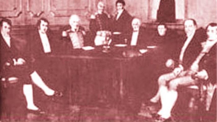 Primera Junta de Gobierno 1810