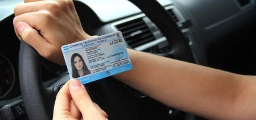 Nueva Licencia Nacional de Conducir Argentina