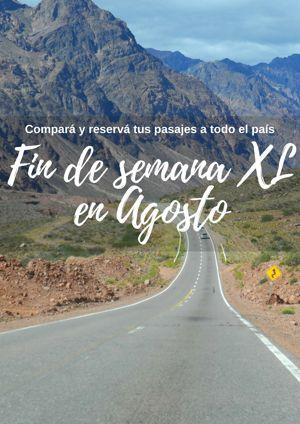 Compará y Reservá Pasajes de Colectivos a TODO el País!