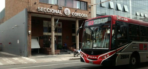 UTA Córdoba, gremio, sede gremial fachada