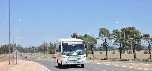 Omnibus FonoBus Ruta Alta Gracia