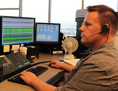 Transit Police Dispatcher
