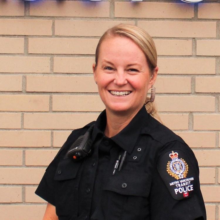 Neighbourhood Police Officer - Cst. Nicole Dennis