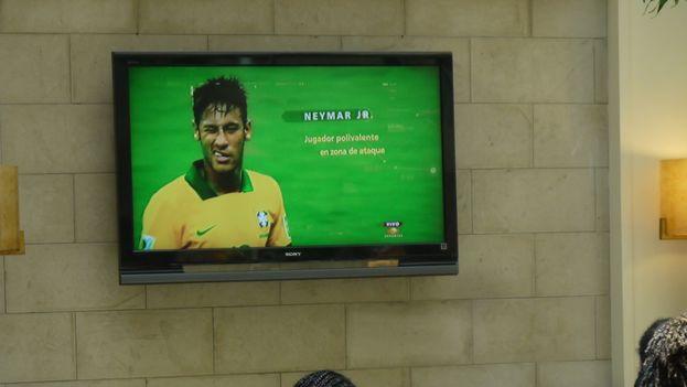 The World Cup on Cuban TV (14ymedio)