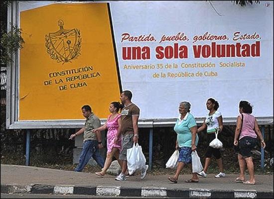 Resultado de imagem para constitucion Cuba