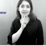 ASL hablar