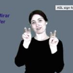 ASL mirar
