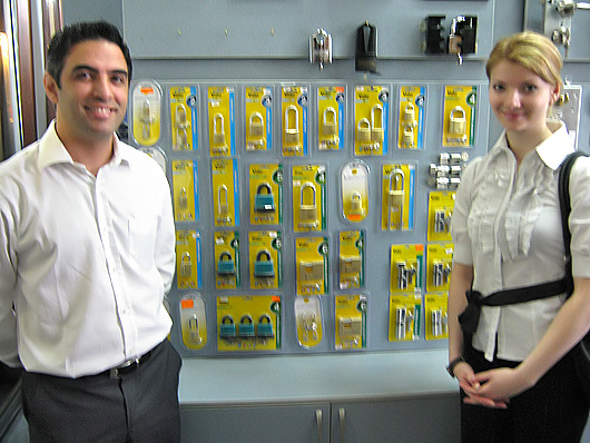 Translation in Almaty for Assa Abloy Company