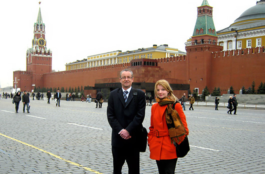 Interpreter in Moscow for Unibolt