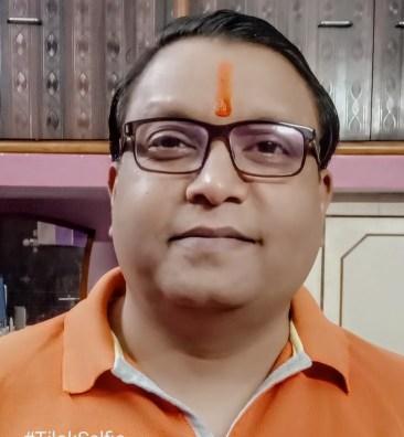 TWB Hindi Language Associate, Chinmay. India's COVID-19 crisis