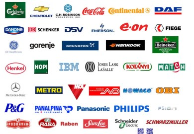 Logos Of Electronic Companies
