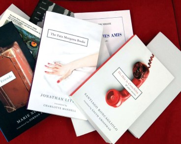 A sampling of the many excellent translated titles available from TWO LINES PRESS.