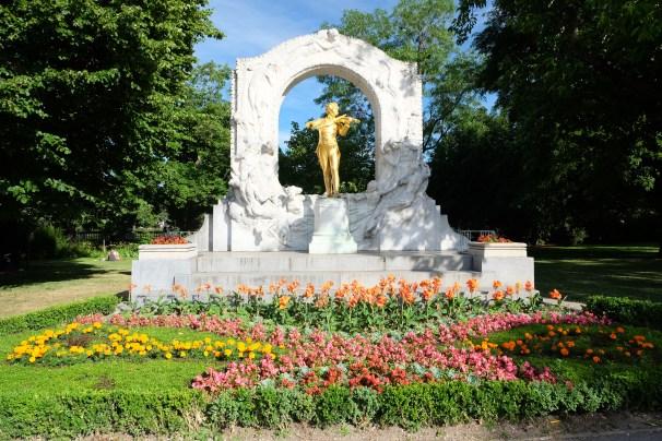 Johann Strauss II au Stadtpark