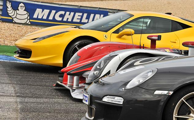 Michelin Pilot Sport Tyre Test - Estoril