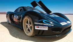 Keating TKR closes in on 'Fastest Car in the World' title