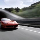 Ferrari 458 Italia gets knighted