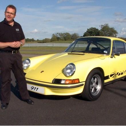 Tune in to Porsche Experience TV
