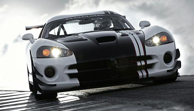 Dodge Viper SRT10 ACR-X unveiled