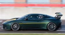 Jarno Trulli develops the Lotus Evora Cup
