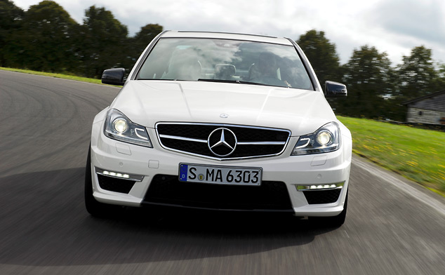 New 2011 facelift Mercedes C63 AMG (UPDATED)