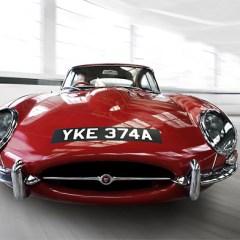 Jaguar celebrates 50 years of the iconic E-Type