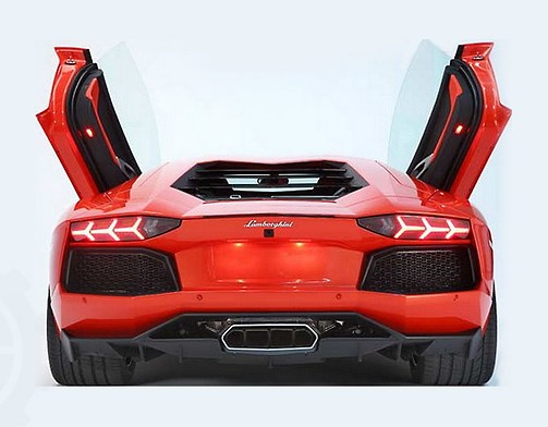 Geneva Watch: Lamborghini Aventador LP700-4 (Updated)