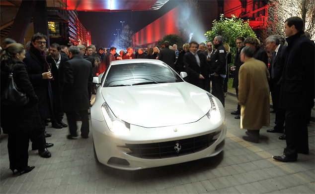 World Premiere of the Ferrari FF - Event Highlights (UPDATED)