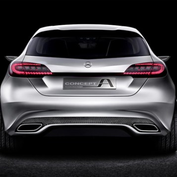 Mercedes builds a Scirocco Rival with its Concept A-Class