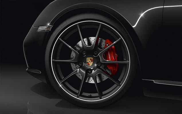 Special 19-inch wheels