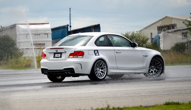 BMW 1 M Coupe at the Performance Centre in Spartanburg