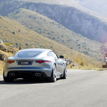 Jaguar steals the show prior to Frankfurt with the C-X16 Hybrid (incl/VIDEO)