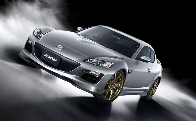 Mazda marks the end of RX-8 production with the Japanese-only SPIRIT R