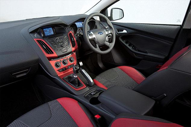 Ford Focus Zetec S - Interior
