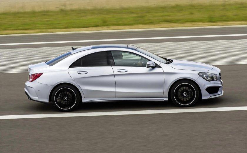 Mercedes-CLA-production