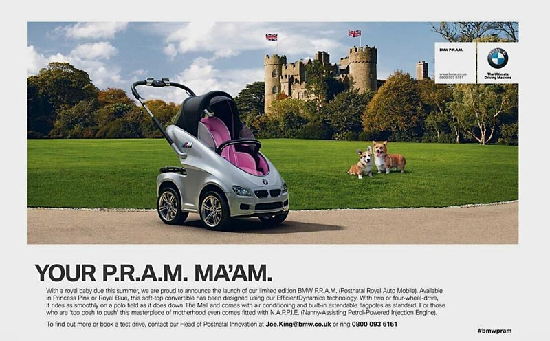 BMW-PRAM