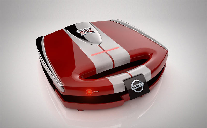 Nissan-GT-R-Toaster