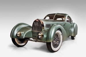 Bugatti 57SC Aerolithe