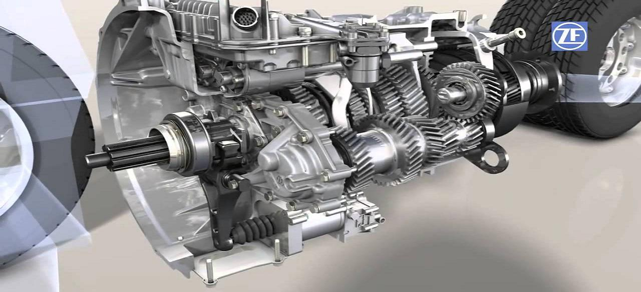 Volvo Transmission Diagrams