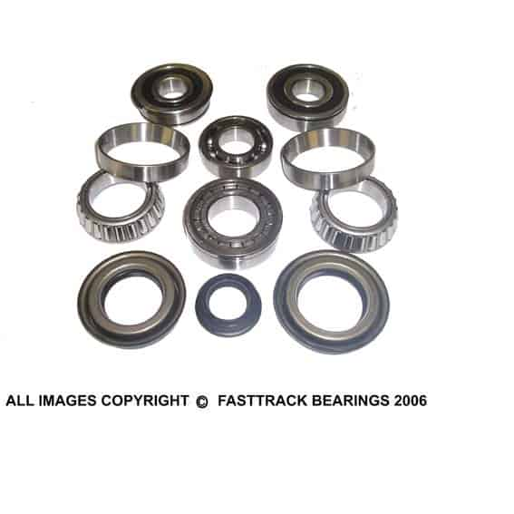 BMW MINI COOPER MINI ONE 5 SPEED R50 GEARBOX REBUILD KIT
