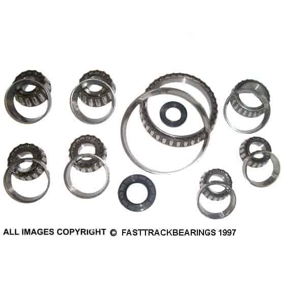 RENAULT TRAFIC / MASTER PK5/6 PLASTIC CAGED REBUILD KIT